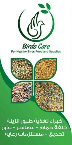 Birds care