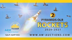 .. 2 .. Pyramids Rockets